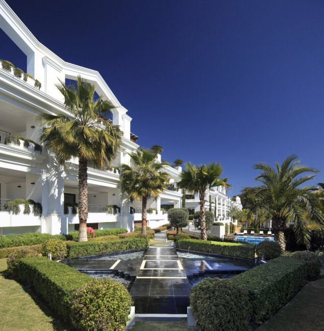 Doncella Beach  Deluxe Residential Complex in Estepona
