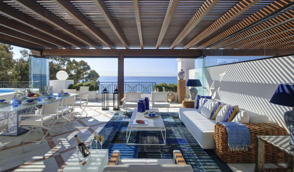 ... Click To See Photo Of: 5 Bedroom Duplex Penthouse | Doncella Beach ...