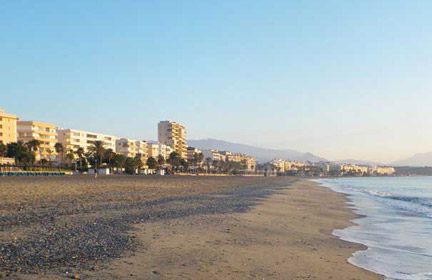 Promotional video for Estepona | Doncella Beach, Deluxe Residential complex in the town of Estepona (Costa del Sol), beachfront apartments, penthouses and duplex from 1 to 5 bedrooms.
